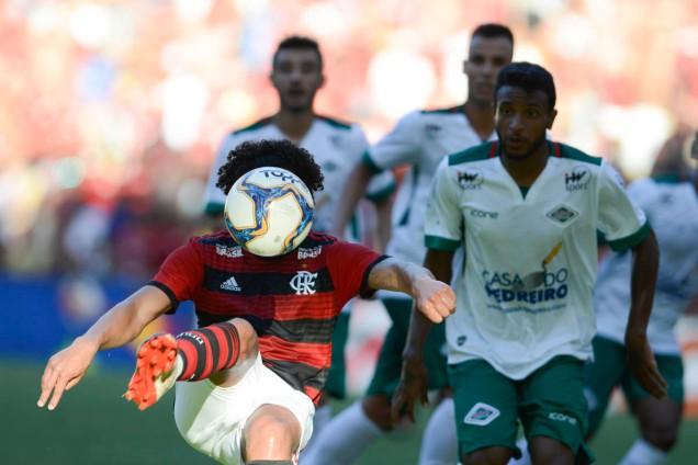 XXXXXXXXXXXXXXX durante Flamengo x Cabofriense realizada no Maracanã, pela 5ª rodada do Campeonato Carioca (Taça Gruanabara) no Rio de Janeiro, RJ.